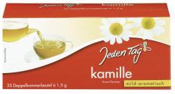 Jeden Tag Kamillentee  (25 x 1,50 g) - 4306188051930