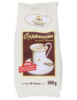 Wigbers Cappuccino  (500 g) - 4020939505014