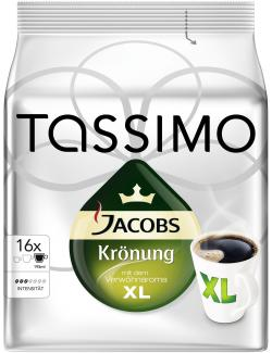 Tassimo Jacobs Kr�nung XL  (144 g) - 7622300675318