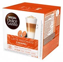 Nescaf� Dolce Gusto Latte Macchiato Caramel  (168,80 g) - 7613033024160
