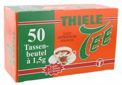 Thiele Tee Echte ostfriesische Mischung  (50 x 1,50 g) - 4009452000091