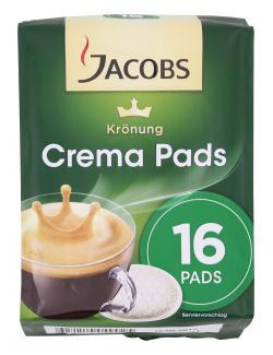 Jacobs Krönung Crema Pads 1,90 EUR/100 g 950778