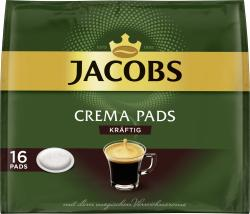 Jacobs Krönung Crema Pads kräftig 1,90 EUR/100 g 950784