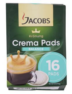 Jacobs Krönung Crema Pads Balance  (105 g) - 7622210048417