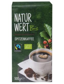 NaturWert Bio Spitzenkaffee  (500 g) - 4250780300692