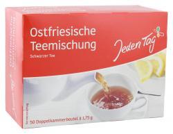 Jeden Tag Ostfriesische Teemischung  (50 x 1,75 g) - 4250780301279