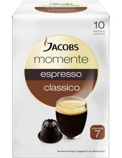 Jacobs Momente Espresso Classico  (53 g) - 7622210113863