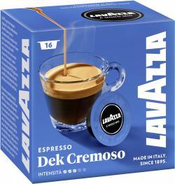 Lavazza Espresso Dek Cremoso  (120 g) - 8000070086036