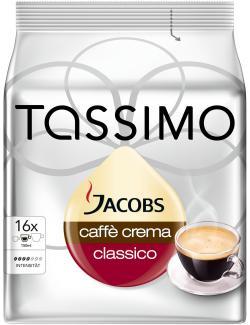 Tassimo Jacobs Caff� Crema classico  (112 g) - 7622210172471