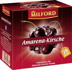 Milford Amarena-Kirsche  (28 x 2,25 g) - 4002221024823