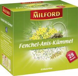 Milford Fenchel-Anis-K�mmel  (28 x 2 g) - 4002221024663