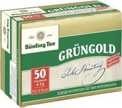 B�nting Gr�ngold  (50 x 1 g) - 4008837210124