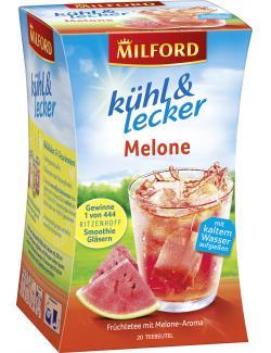 Milford k�hl & lecker Melone  (20 x 2,50 g) - 4002221025288