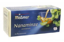 Meßmer Nanaminze  (25 x 1,75 g) - 4002221027206