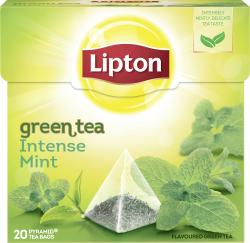 Lipton Green Tea Intense Mint Pyramidenbeutel  (32 g) - 8722700210641