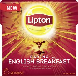 Lipton Black Tea Daring English Breakfast Pyramidenbeutel  (36 g) - 8712100775727