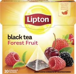 Lipton Black Tea Forest Fruit Pyramidenbeutel  (34 g) - 8712100768828