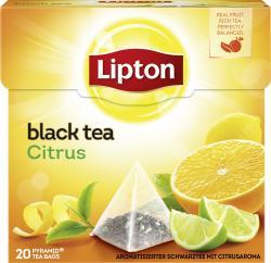 Lipton Black Tea Citrus Pyramidenbeutel  (36 g) - 8712100768873