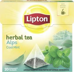 Lipton Herbal Tea Alps Cool Mint Pyramidenbeutel  (22 g) - 8712100770753