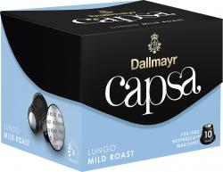 Dallmayr Capsa Lungo Mild Roast  (56 g) - 4008167011002