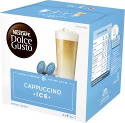 Nescafé Dolce Gusto Cappuccino Ice - MHD 31.12.2016  (216 g) - 7613031467969