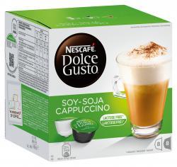 Nescafé Dolce Gusto Soy-Soja Cappuccino  (196 g) - 7613035279346