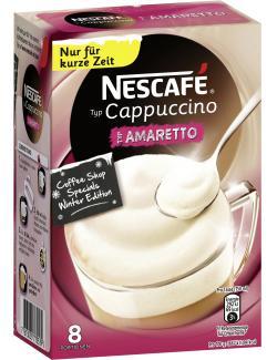 Nescaf� Cappuccino Typ Amaretto  (8 x 17,50 St.) - 7613035770539