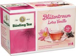B�nting Lotus Vanille Tee  (20 x 2 g) - 4008837220550