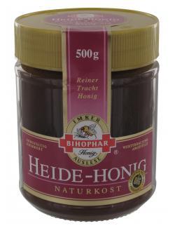Bihophar Heidehonig  (500 g) - 40555140