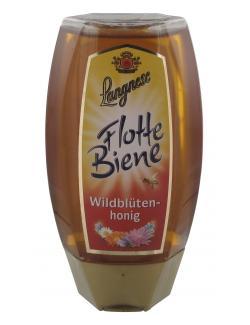 Langnese Flotte Biene Wildblütenhonig  (250 g) - 4023300901101