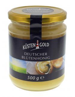 Küstengold Deutscher Blütenhonig  (500 g) - 4250426201383