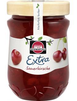 Schwartau Extra Sauerkirsche  (340 g) - 4011800109318