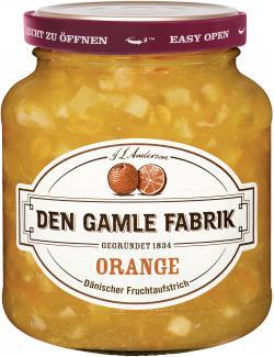 Den Gamle Fabrik Orange Fruchtaufstrich  (380 g) - 5701211012282