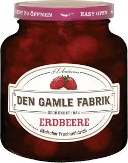 Den Gamle Fabrik Erdbeer Fruchtaufstrich  (400 g) - 5701211012299