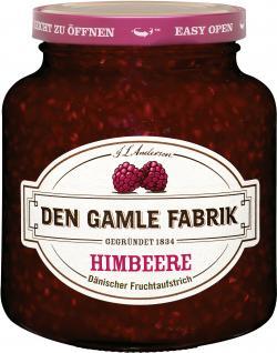 Den Gamle Fabrik D�nischer Fruchtaufstrich Himbeere  (380 g) - 5701211012312