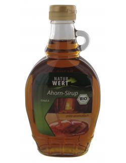 NaturWert Bio Ahornsirup mild-aromatisch  (250 ml) - 4008314178053
