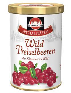 Schwartau Spezialitäten Wild Preiselbeeren  (330 g) - 4011800185718