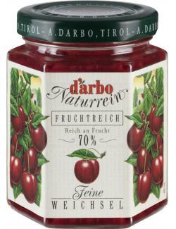 Darbo Naturrein fruchtreich Maraska Weichsel  (200 g) - 9001432025099