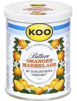 Koo Orange Marmelade Fine Cut  (450 g) - 4000243108194