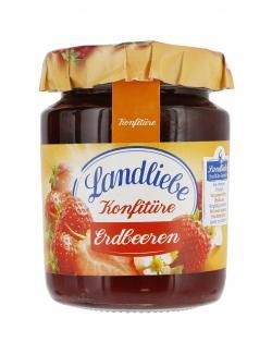 Landliebe Konfitüre Erdbeeren  (200 g) - 4002575311129