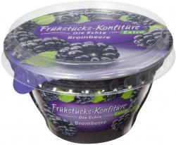Zentis Frühstücks-Konfitüre die Echte Extra Brombeere  (200 g) - 4002575327434