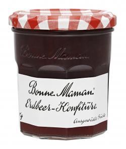 Bonne Maman Erdbeer Konfitüre  (370 g) - 3045320090024