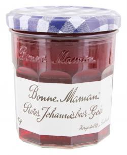 Bonne Maman Rotes Johannisbeer-Gelee  (370 g) - 3045320090062