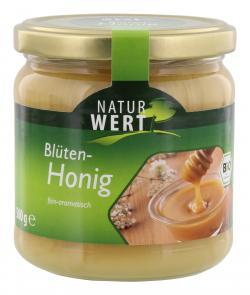 NaturWert Bio Bl�tenhonig  (500 g) - 4250300703019