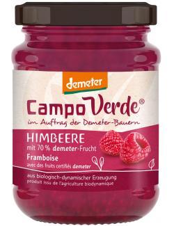 Demeter Campo verde 70% Frucht bio Himbeere  (200 g) - 4045178001424
