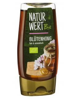 NaturWert Bio Bl�tenhonig  (350 g) - 4250300703033