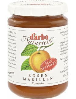 Darbo Naturrein Konfit�re Rosenmarillen  (450 g) - 9001432001918