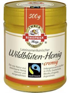 Bihophar Lateinamerikanischer Wildbl�ten-Honig  (500 g) - 40555355