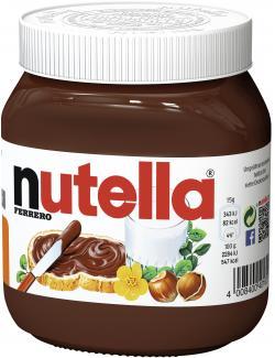 Nutella Nuss-Nougat-Creme  (450 g) - 4008400401621