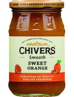Chivers Smooth sweet Orange Brotaufstrich  (340 g) - 5000354166099